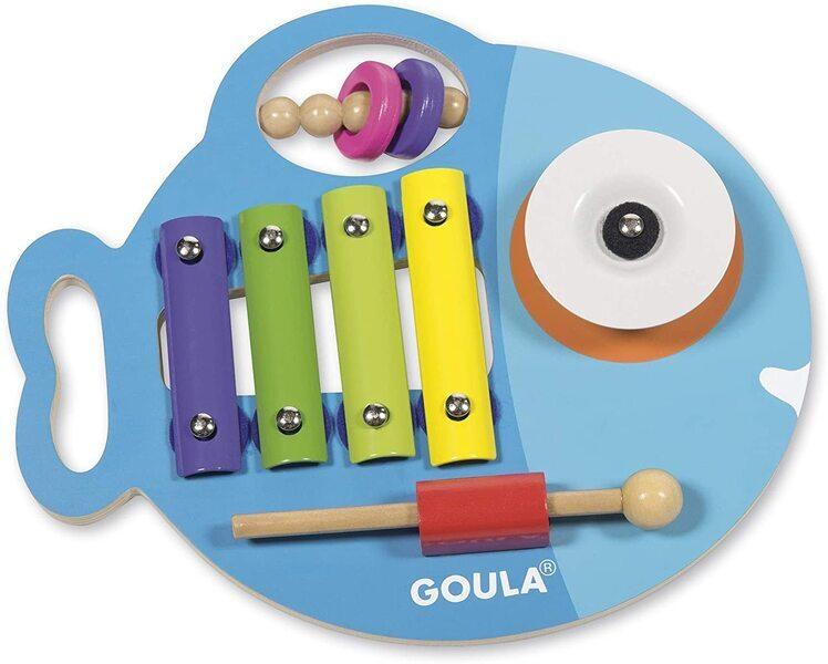 Goula - Glupi musical 3 en 1