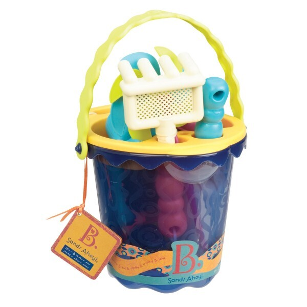B.Toys - Set de plage bleu