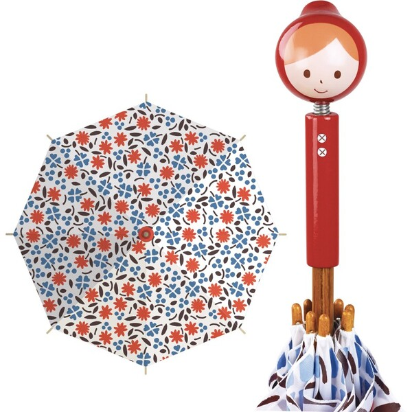 Vilac - Parapluie Chaperon rouge