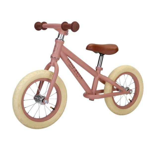 Little Dutch - Vélo d'équilibre Rose Mat
