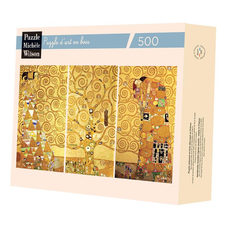 Michèle Wilson - L'arbre de vie de Klimt