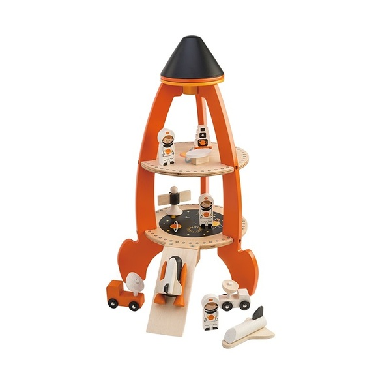 TENDER LEAF TOYS - Fusée spatiale
