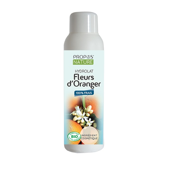 Propos'Nature - Fleur d'oranger BIO - Hydrolat 100 ml