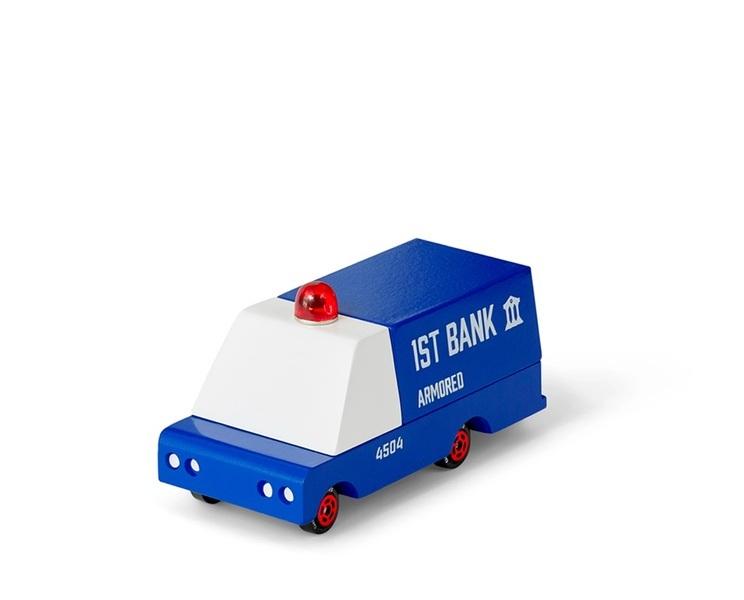 Candylab Toys - Armored Van - Fourgon blindé