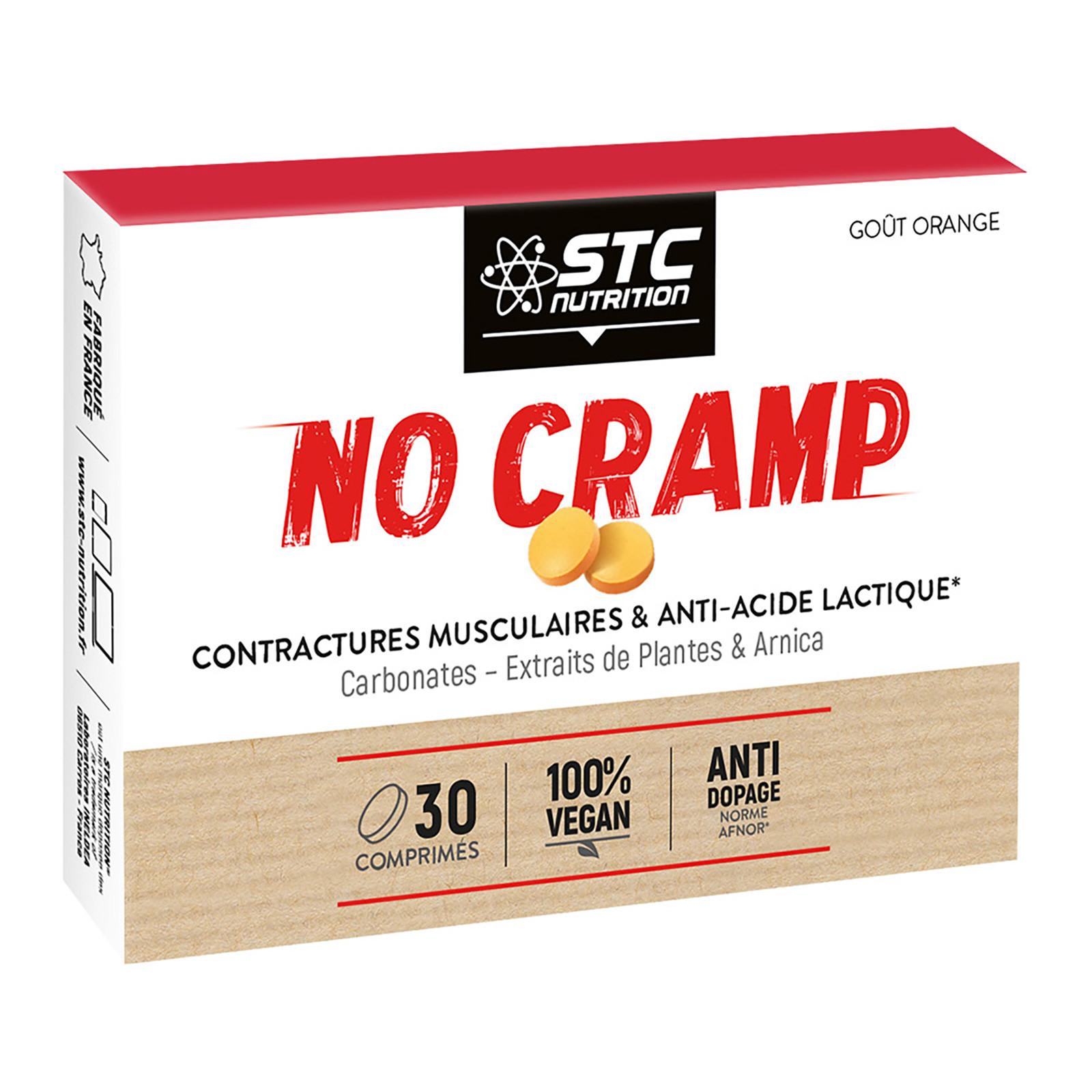 STC Nutrition - No Cramp - Contracture musculaire - 30 comprimés