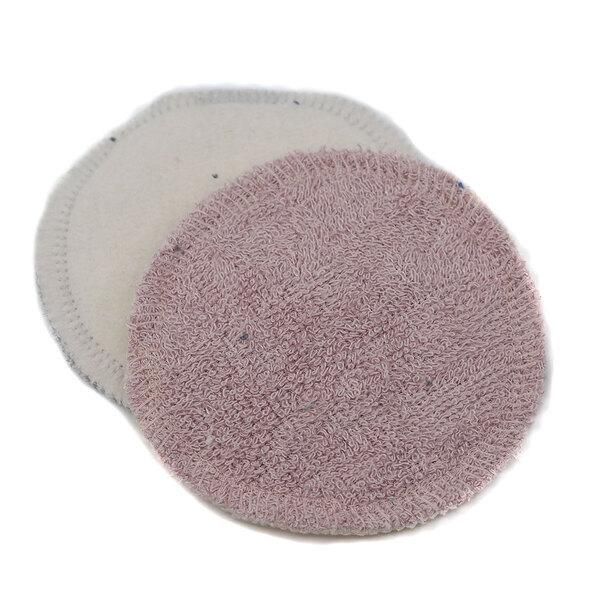 Ozero - lingette démaquillante lavable bambou/coton bio Ozéro - Poudre