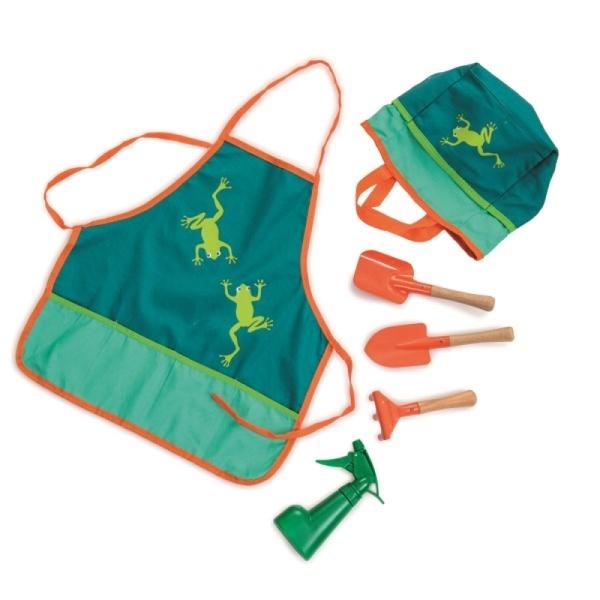 Egmont Toys - Set de jardinage Grenouille