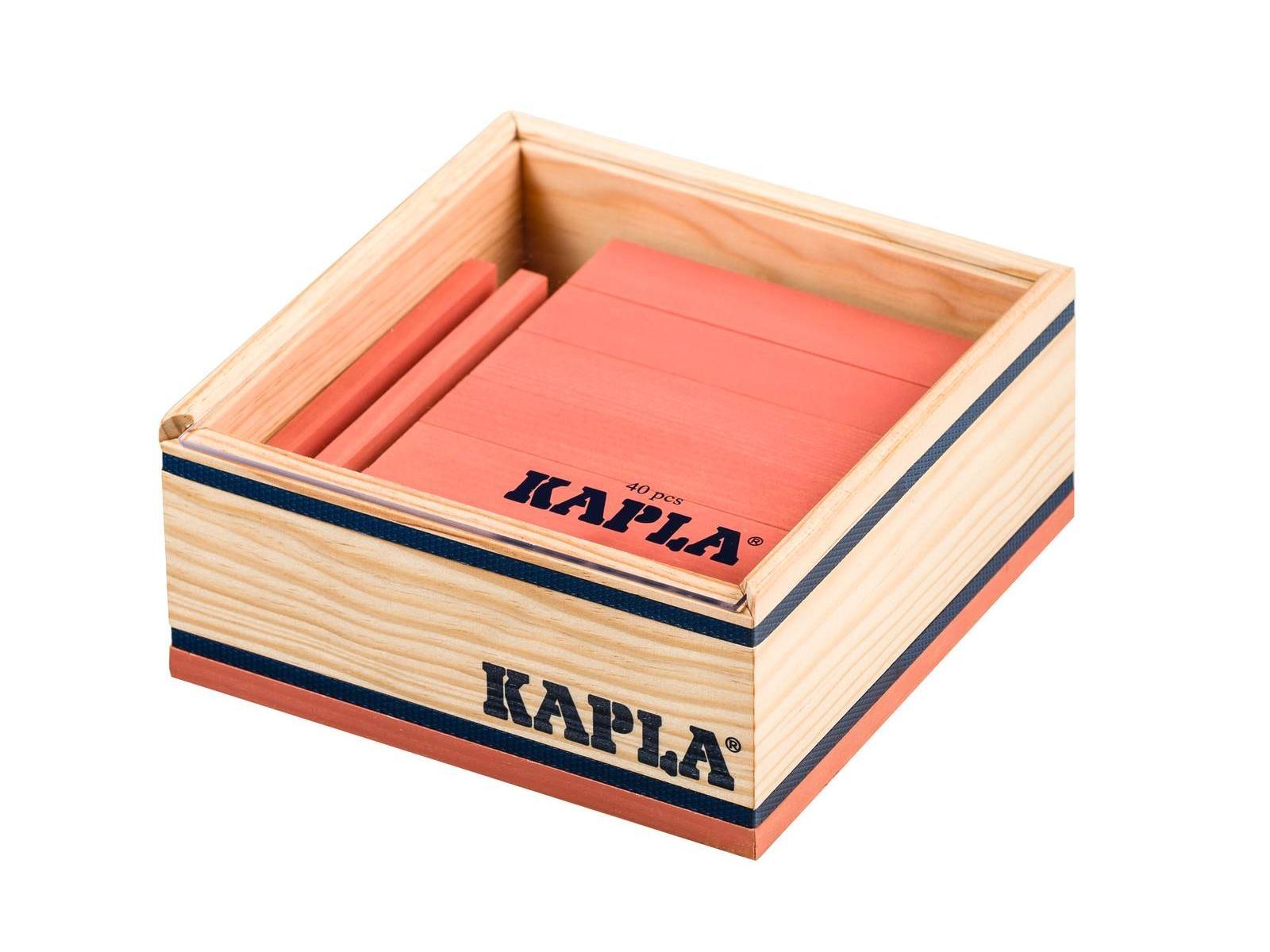 Kapla - Carré 40 Rose