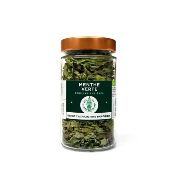 Green Kit - Menthe verte Bio - 15g