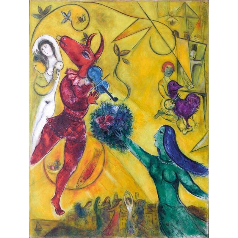 Michèle Wilson - La danse de Marc Chagall