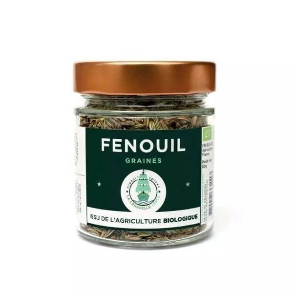 Green Kit - Fenouil Bio - 50g