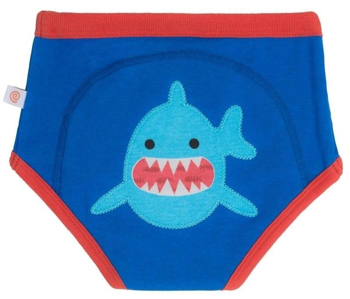 Zoocchini - Culotte d'apprentissage - Sherman le requin (2/3ans)