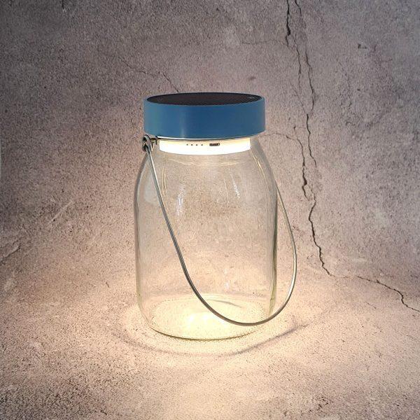 Tistéane - Pot de Lait Pro Touch 3,7V Bleu Canard