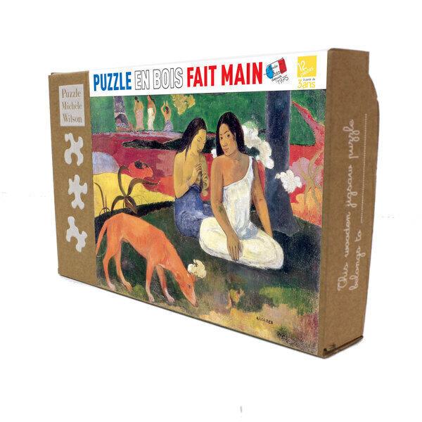 Michèle Wilson - Arearea de Gauguin