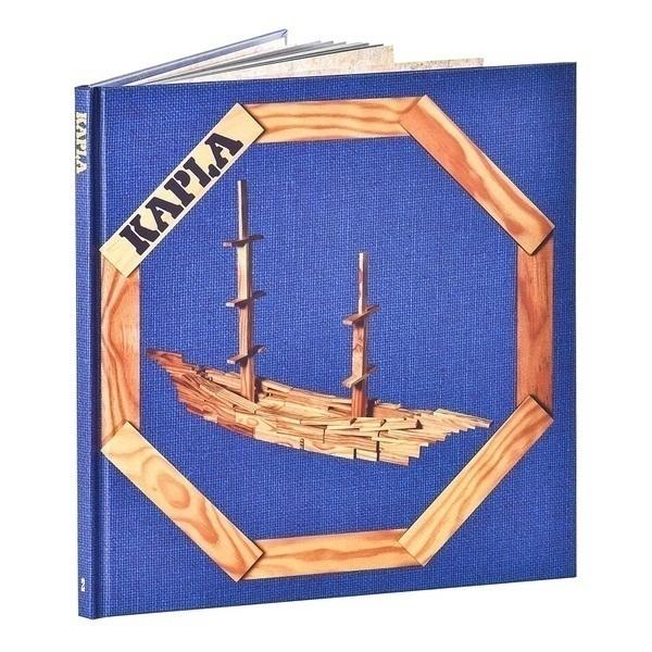 Kapla - Livre Kapla Bleu Tome 2