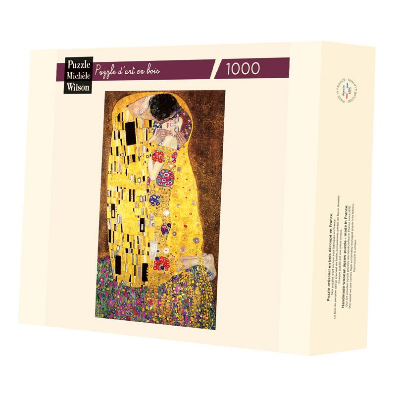 Michèle Wilson - Le baiser de Klimt