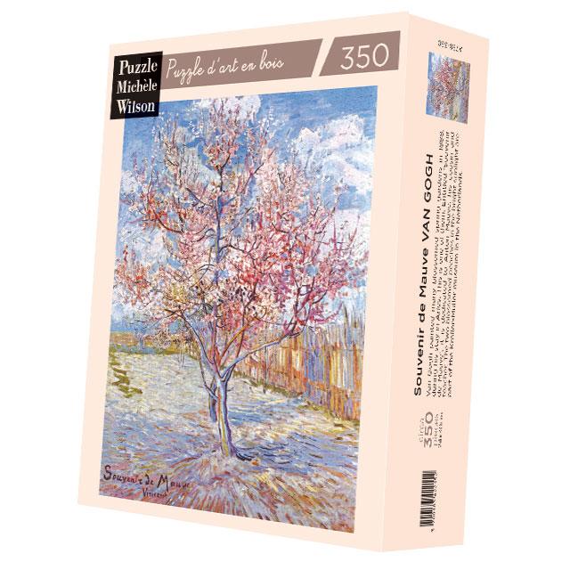 Michèle Wilson - Souvenir de Mauve de Van Gogh