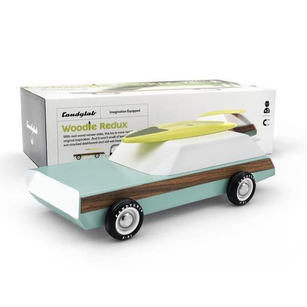 Candylab Toys - Woodie Redux