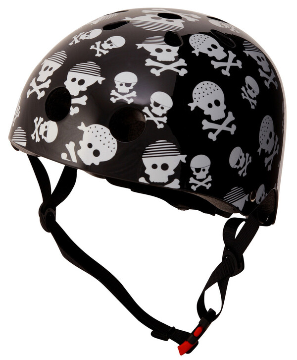 Kiddimoto - Casque skullz MEDIUM