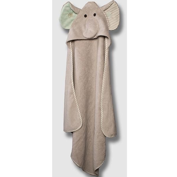 Zoocchini - Ellie l'éléphant - Cape de bain