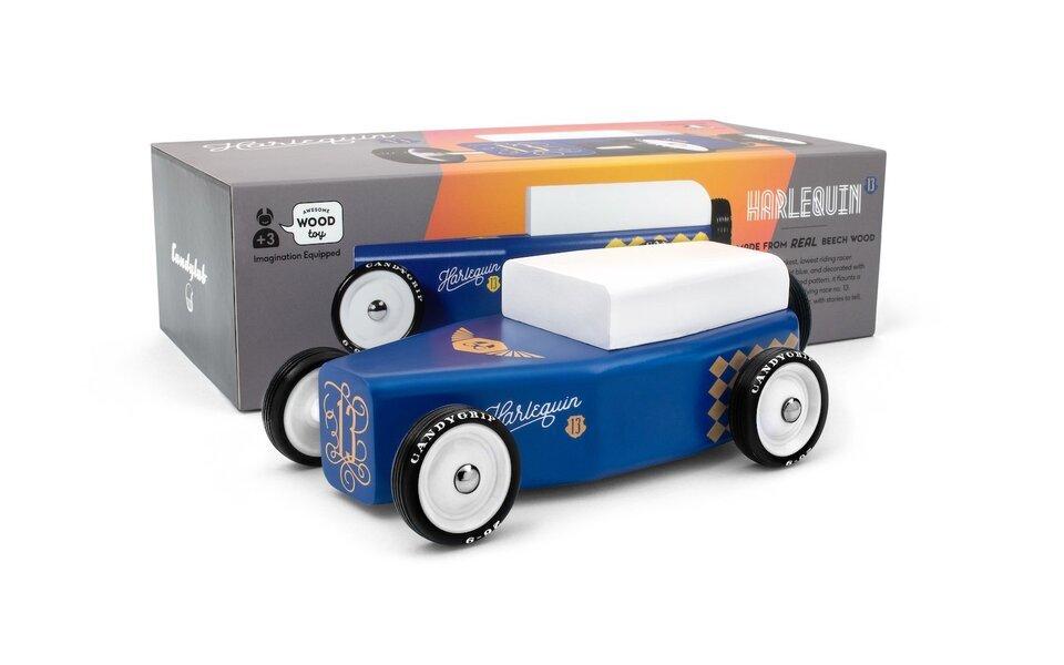 Candylab Toys - Voiture Harlequin