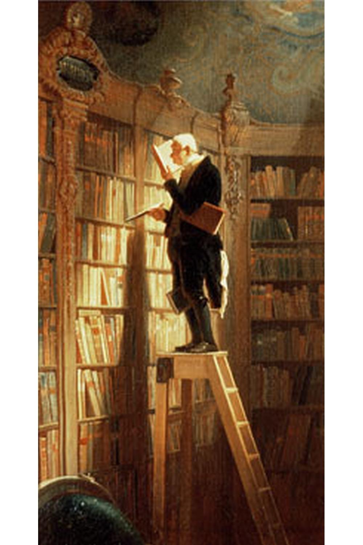 Michèle Wilson - Le rat de bibliothèque