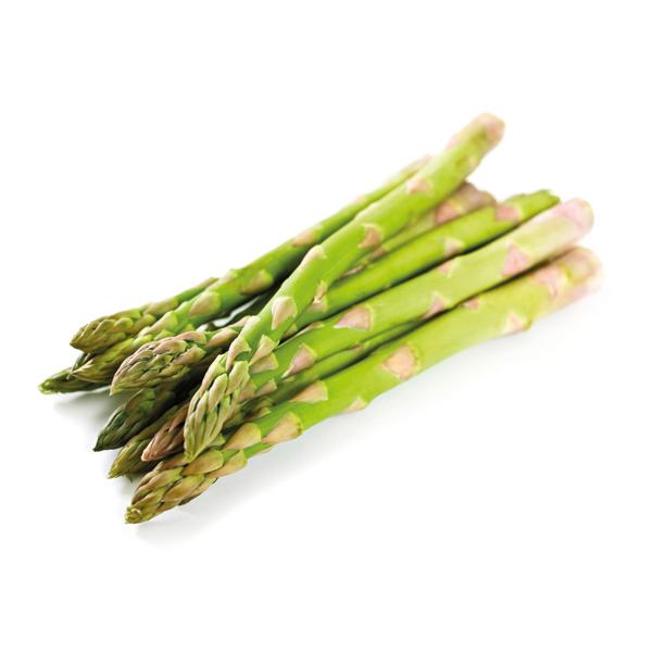 Fruits & Légumes locaux IDF Bio - Asperges vertes. Ile de France