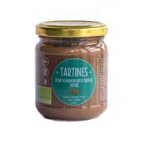 Tartines & Oléa - Crème de marrons bio d'Ardèche NATURE 250g