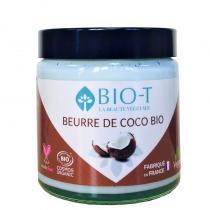 BIO-T - Beurre de Coco - BIO - 120ml