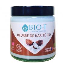 BIO-T - Beurre de Karité - BIO - 120ml