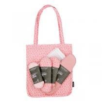Imsevimse - Kit de démarrage serviettes hygiéniques lavables Blossom