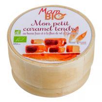 La Maison d'Armorine / Mam Bio - Mon petit caramel tendre beurre salé - Boîte en bois 150g