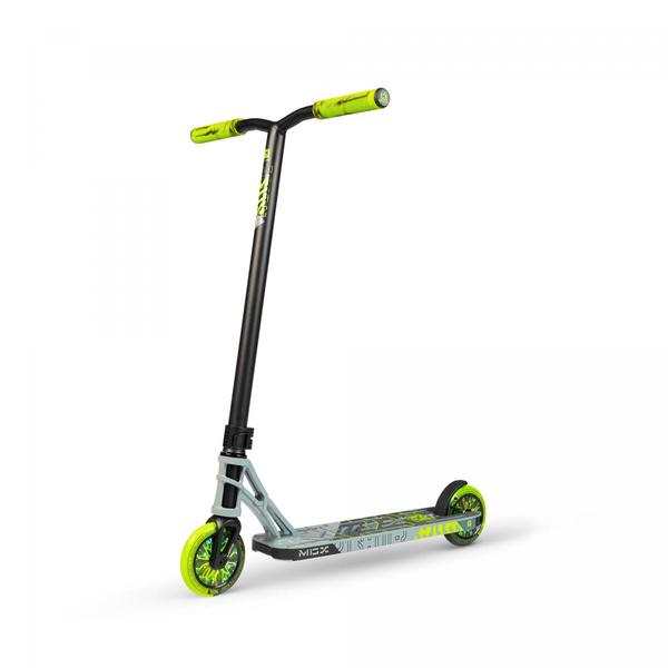 Madd Scooter - Trottinette MGP mgx pro gris vert