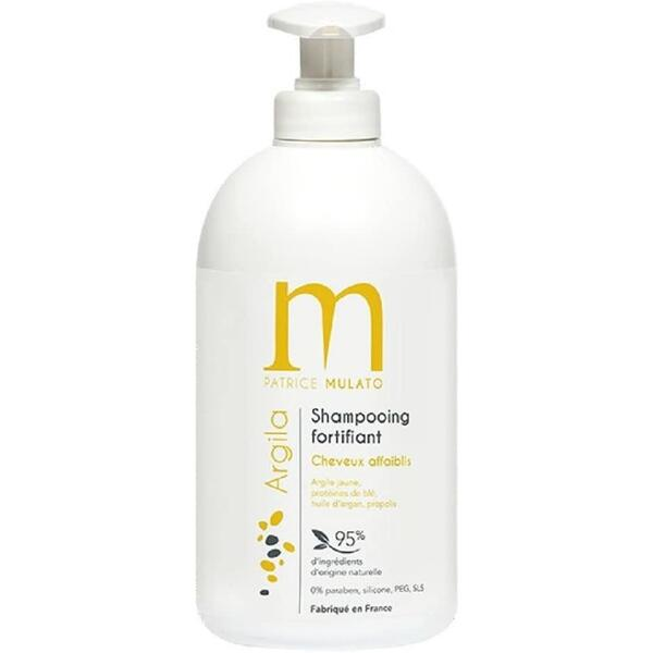 Mulato - Argila Shampoing fortifiant