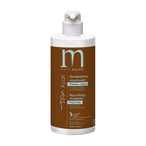 Mulato - Azali Shampoing Nourrissant Cheveux crépus