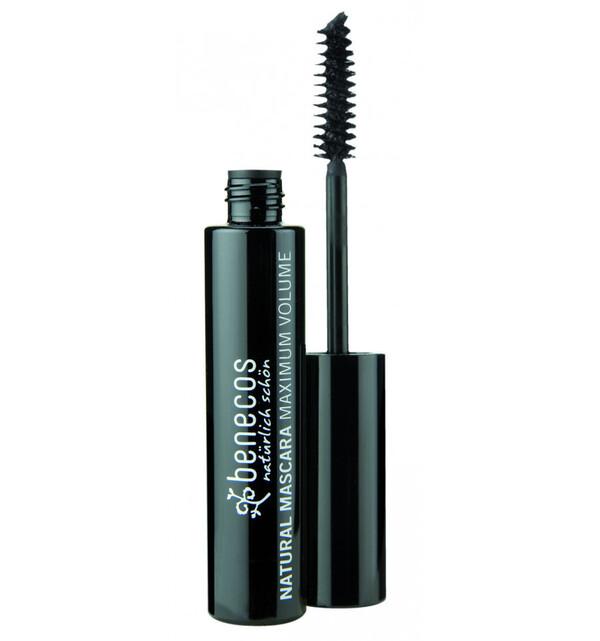 Benecos - Mascara Maxi Volume Bio 8ml - Noir - Benecos