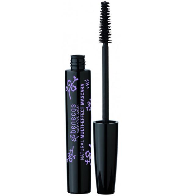 Benecos - Mascara Multi Effets Bio 8ml - Noir - Benecos