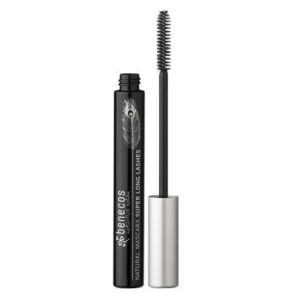 Benecos - Mascara longueur Noir carbone (carbon black)