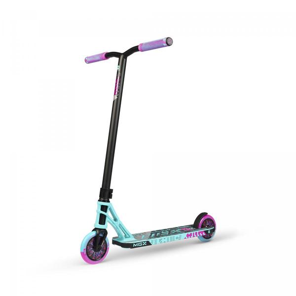 Madd Scooter - Trottinette MGP mgx pro bleu rose