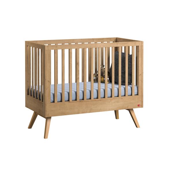 Vox - Lit bébé 60x120 Nautis - Bois