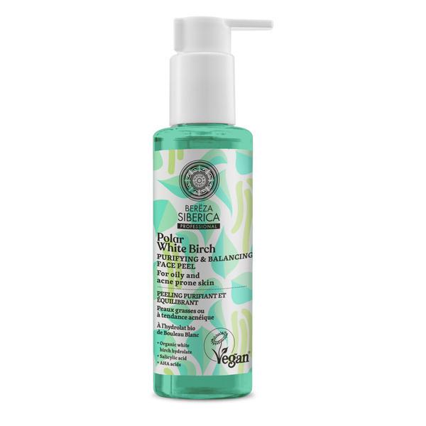 Natura Siberica - Bereza Peeling Purifiant et Equilibrant 145 ml