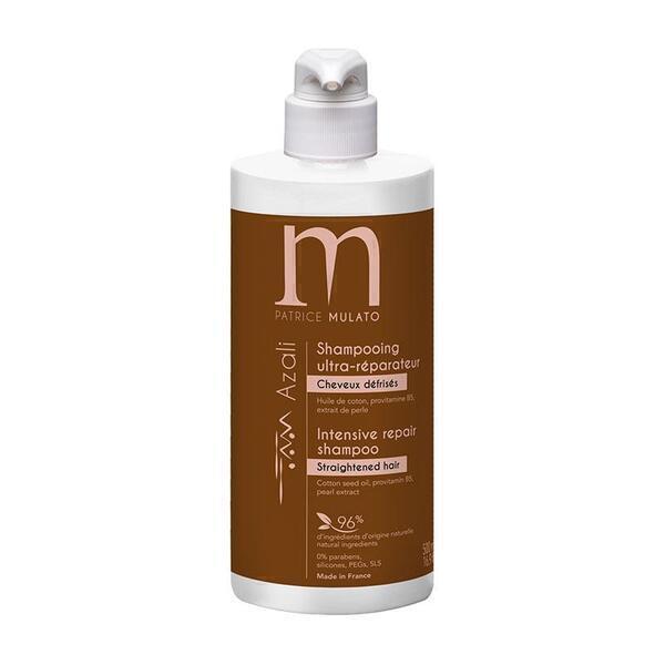 Mulato - Azali Shampoing ultra réparateur cheveux défrisés