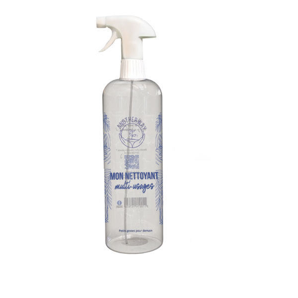 Anotherway - Bouteille spray pour nettoyant multi-usages 75cl