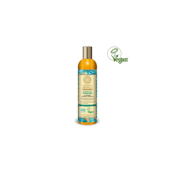 Natura Siberica - Aprés-shampoing volume maximal