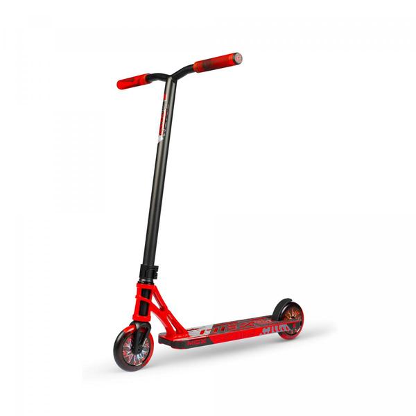 Madd Scooter - Trottinette MGP mgx pro rouge noir