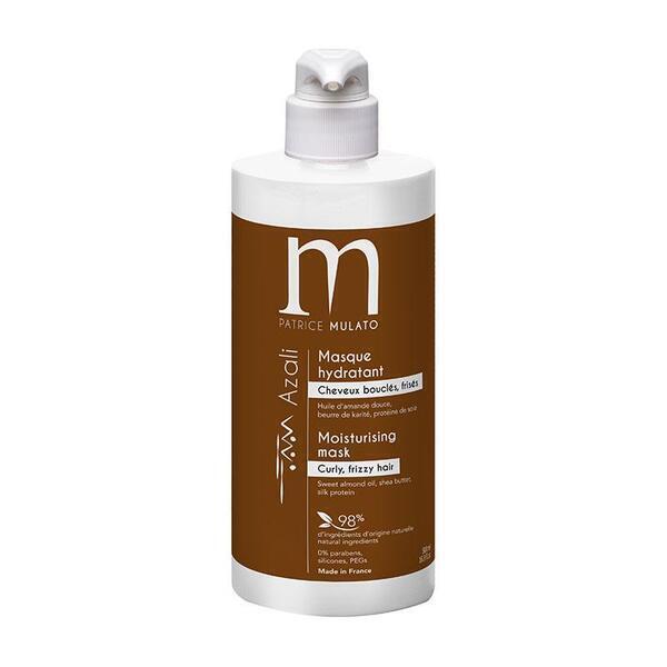 Mulato - Azali Masque hydratant cheveux bouclés