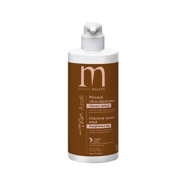 Mulato - Azali Masque ultra réparateur cheveux défrisés