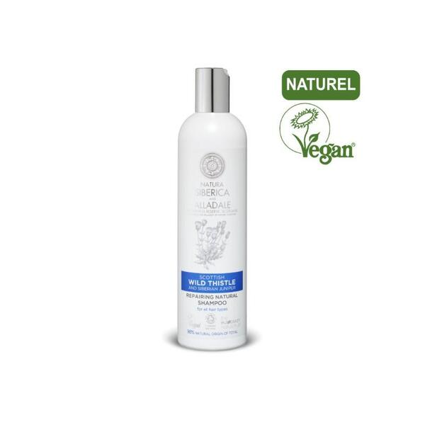 Natura Siberica - Aprés-shampoing réparateur