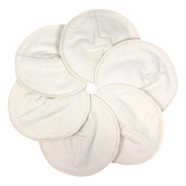 Imsevimse - 3 paires de coussinets d'allaitement en coton bio