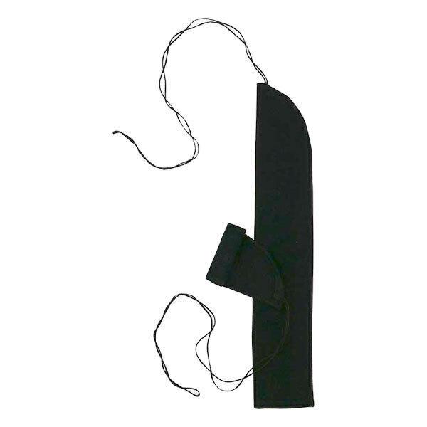 Imsevimse - Lot 8 tampons lavables naturels en coton noir flux intense